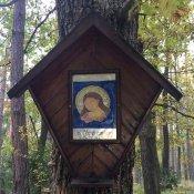 Bildstock Heilige Maria mit Kind